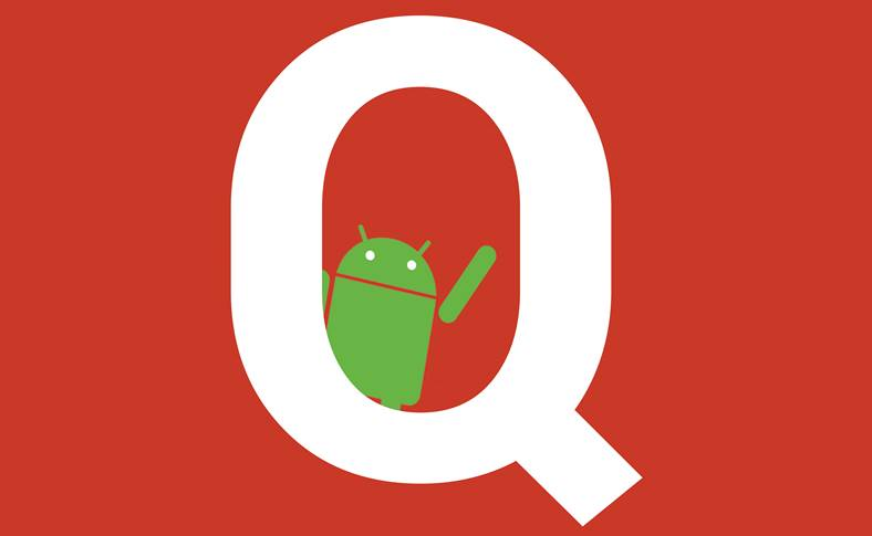 Android Q telefonie