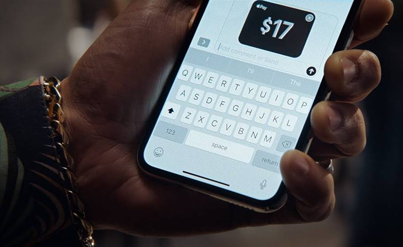 Apple Pay Cash reclame