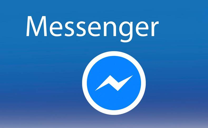Facebook Messenger interfata