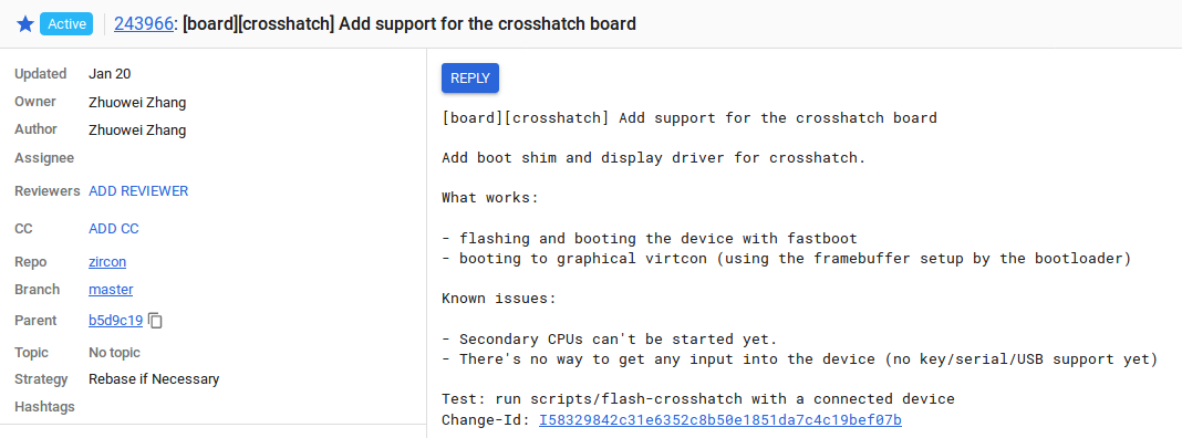 Fuchsia google pixel 3 xl
