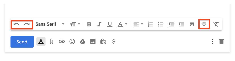 Gmail functii noi