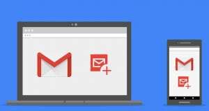 Gmail interfata