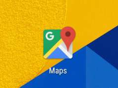 Google Maps radar