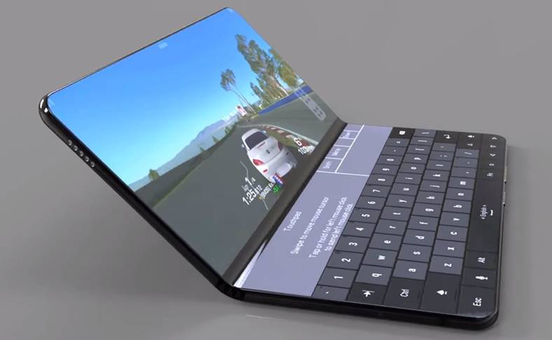 Huawei MATE X lansare