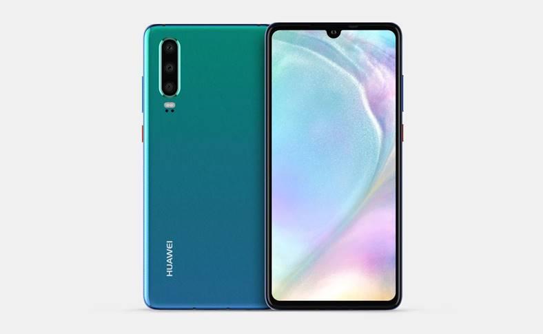 Huawei P30 imagini