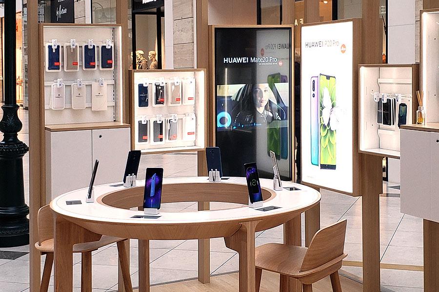 Huawei shop afi palace cotroceni bucuresti
