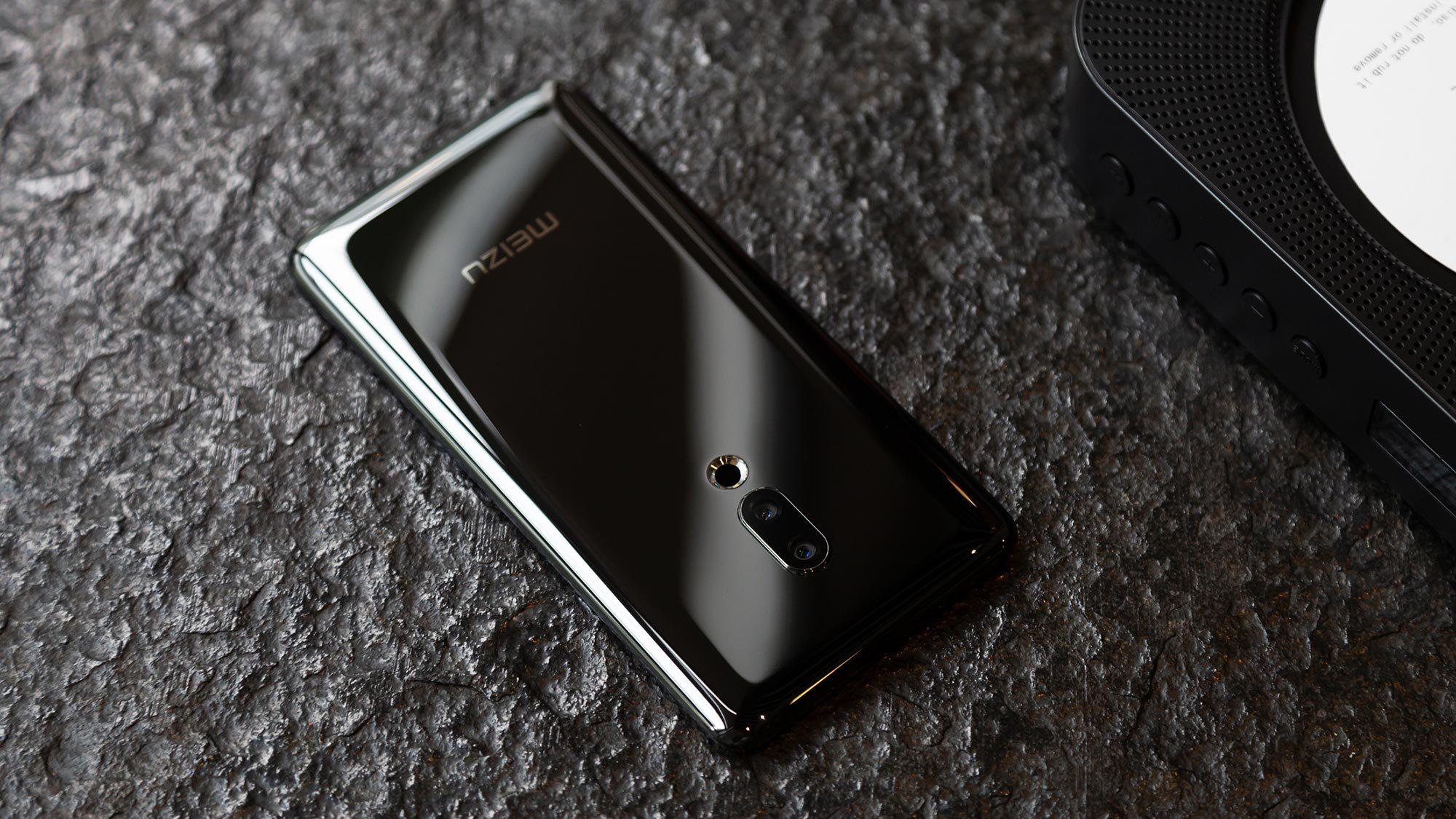 Meizu Zero telefon imagini