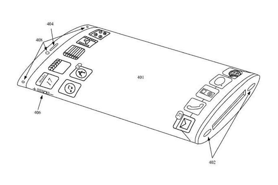 Samsung GALAXY FOLD apple pliabil