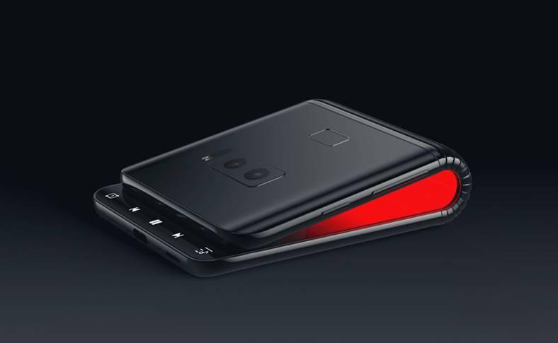 Samsung GALAXY FOLD scump