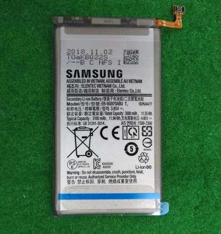 Samsung GALAXY S10 baterie lite