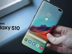Samsung GALAXY S10 camerele