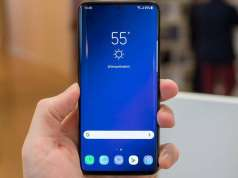 Samsung GALAXY S10 cititor ultrasonic