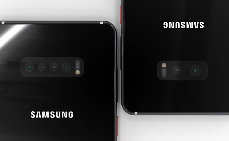 Samsung GALAXY S10 concept 2019