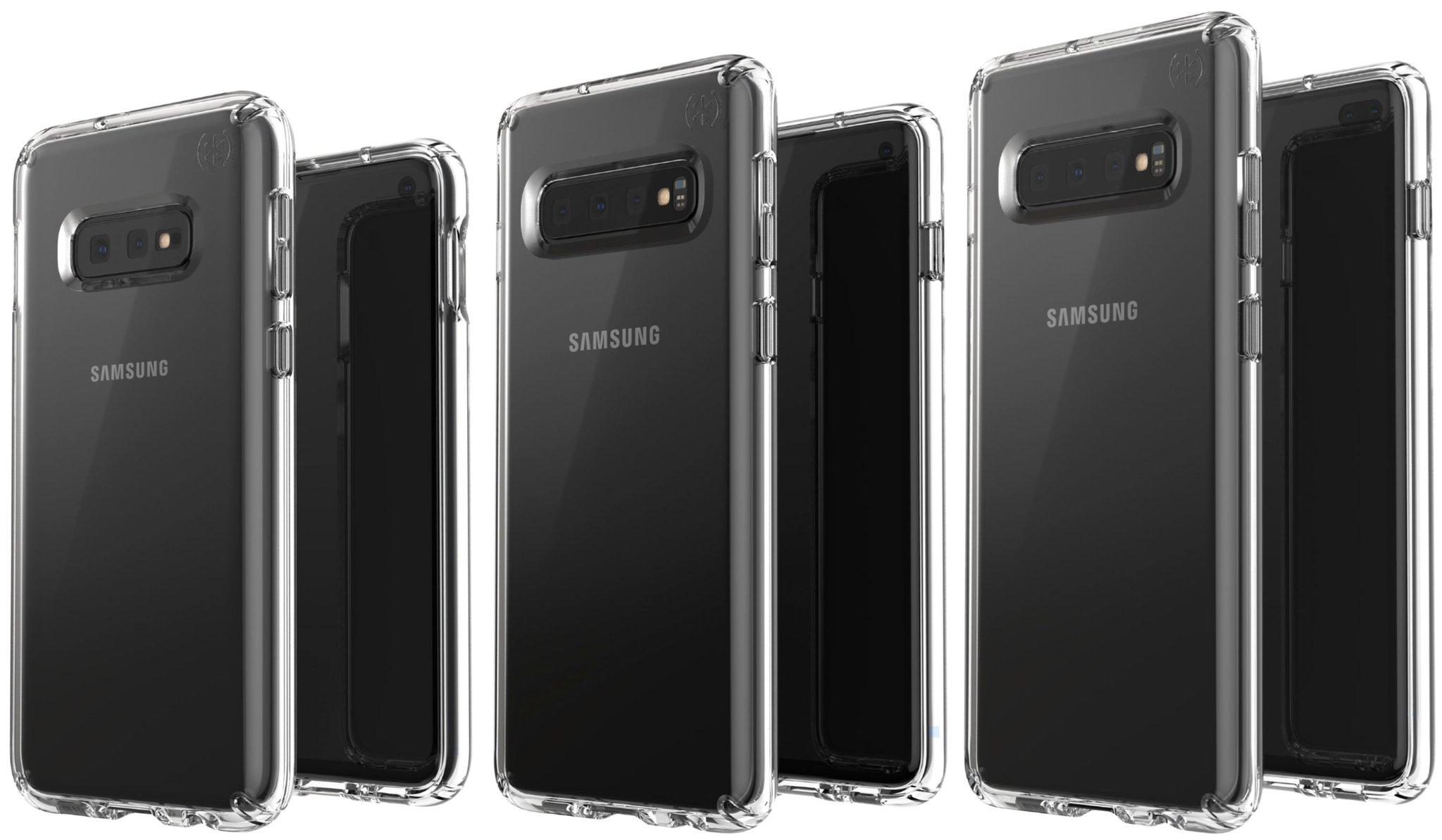 Samsung GALAXY S10 foto modele