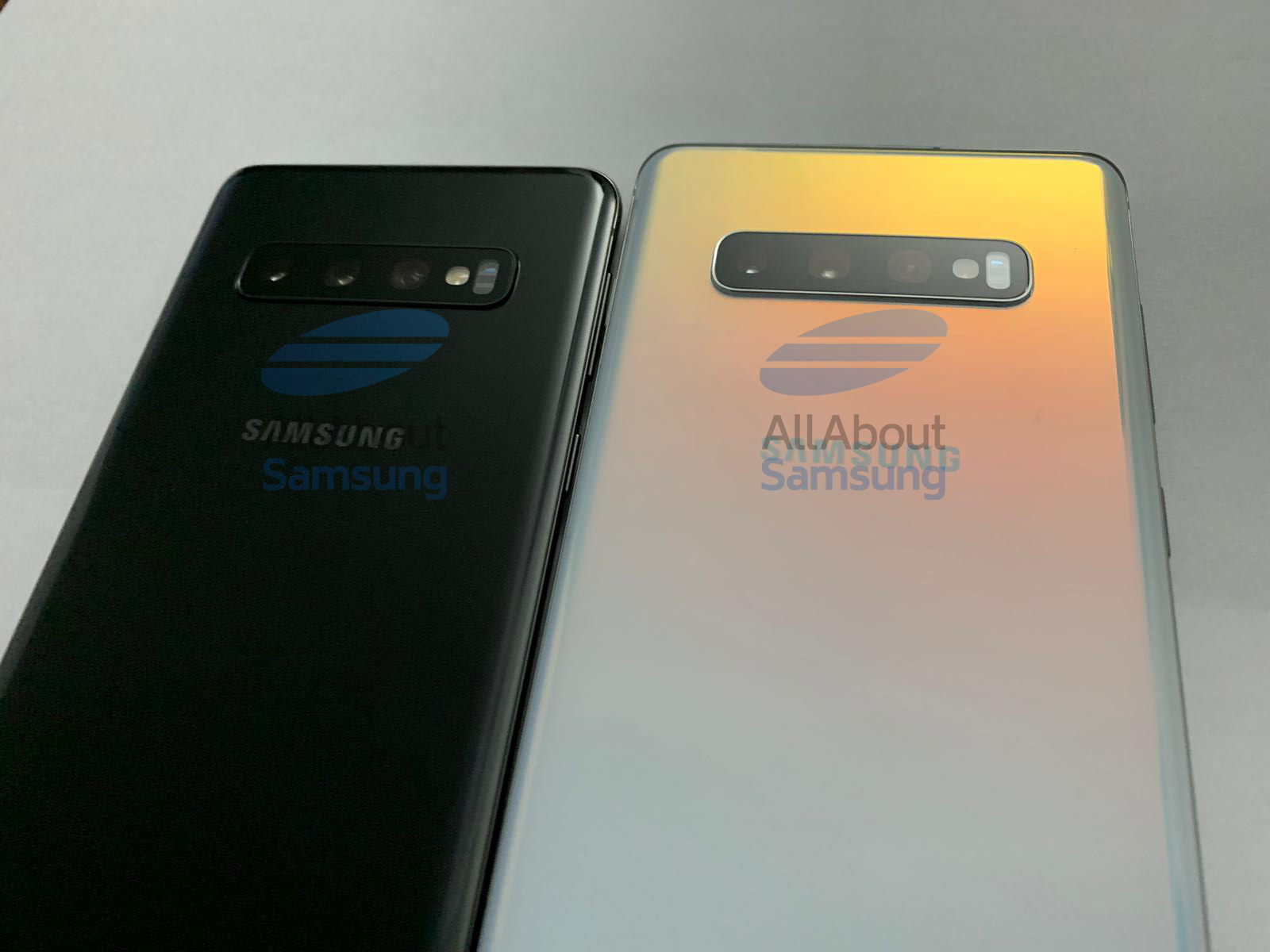 Samsung GALAXY S10 galerie foto imagine