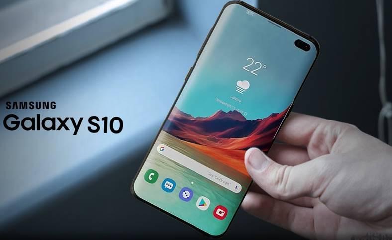 Samsung GALAXY S10 incarcare Snapdragon 855