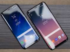 Samsung GALAXY S8 Android 9 beta