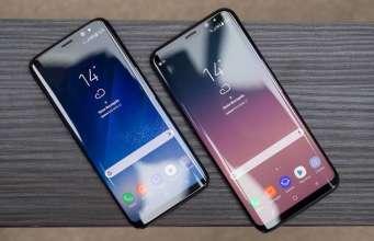 Samsung GALAXY S8 Android 9 beta