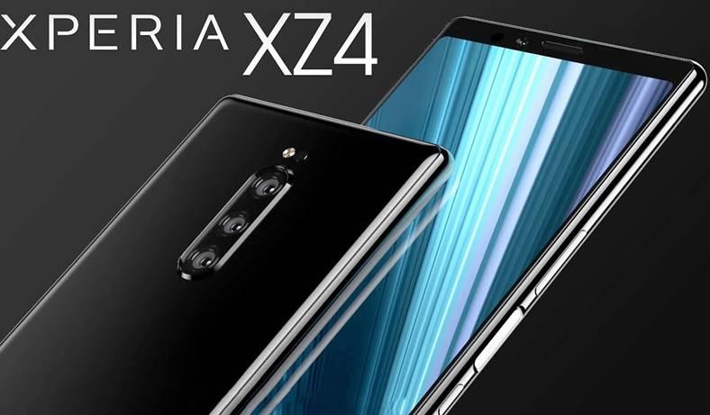 Sony Xperia XZ4 ecran