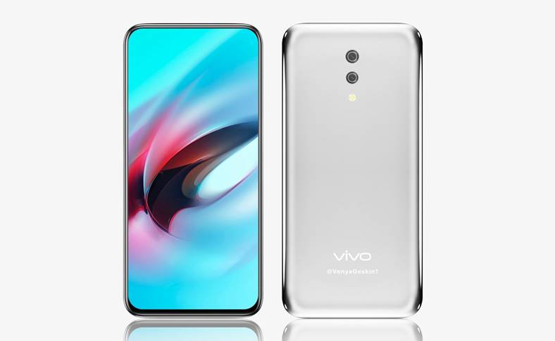 Vivo APEX 2019 video