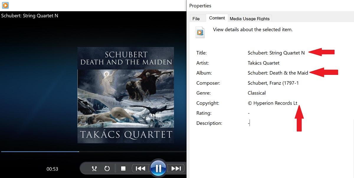 Windows 10 flac muzica