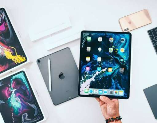 apple reclame ipad pro