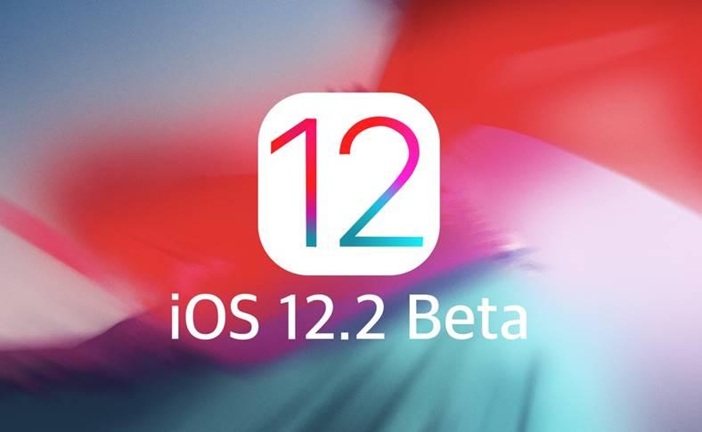 iOS 12.2 ipad ipod touch