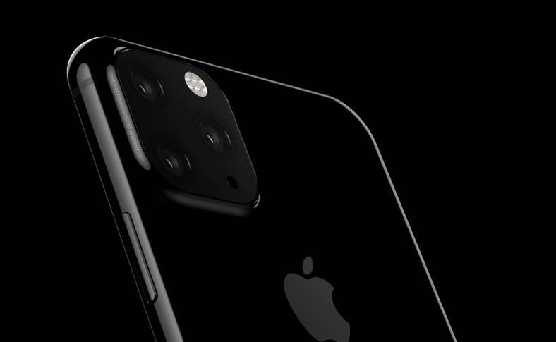 iPhone 11 camera baterie