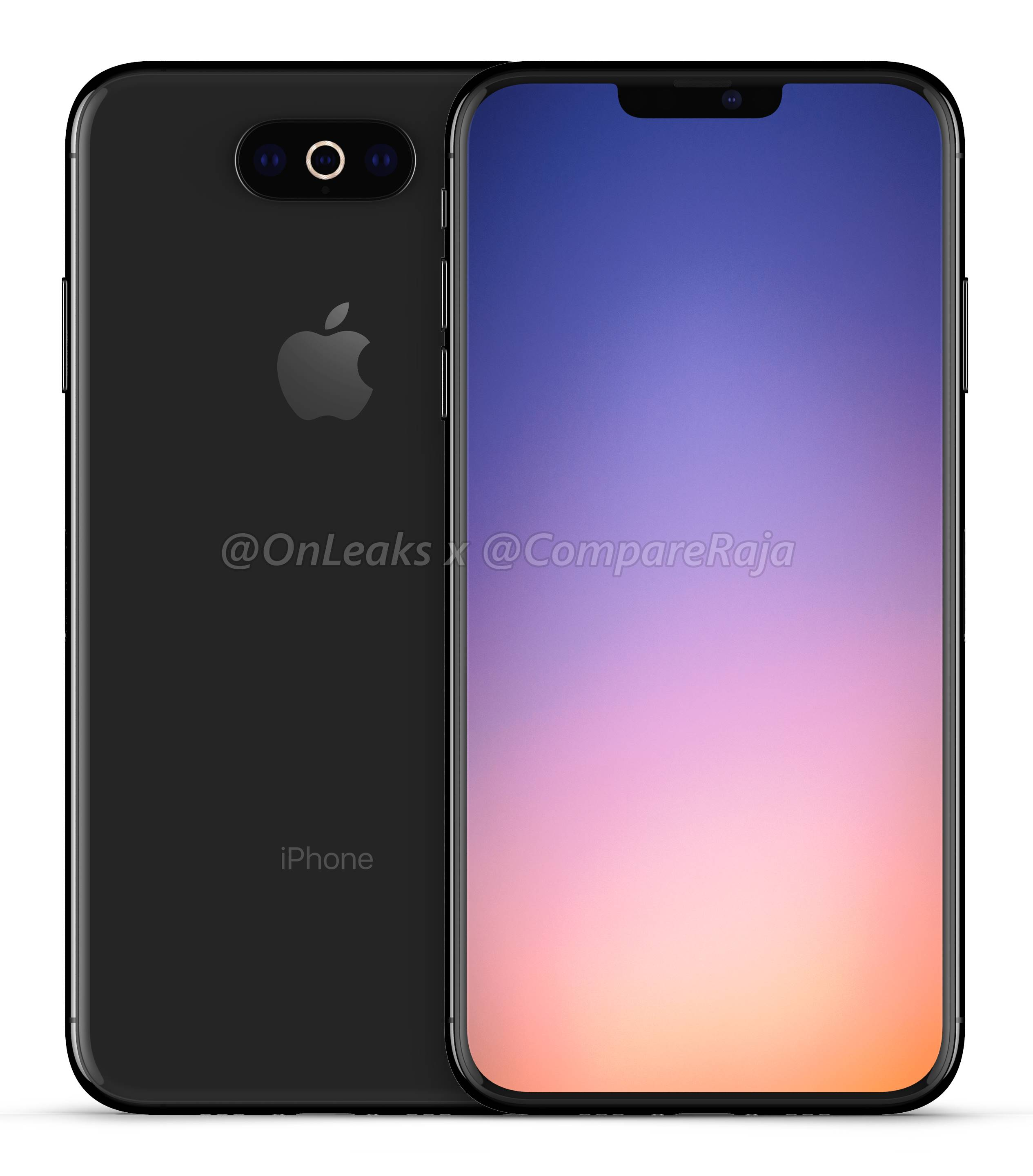 iPhone 11 design ciudat camera tripla