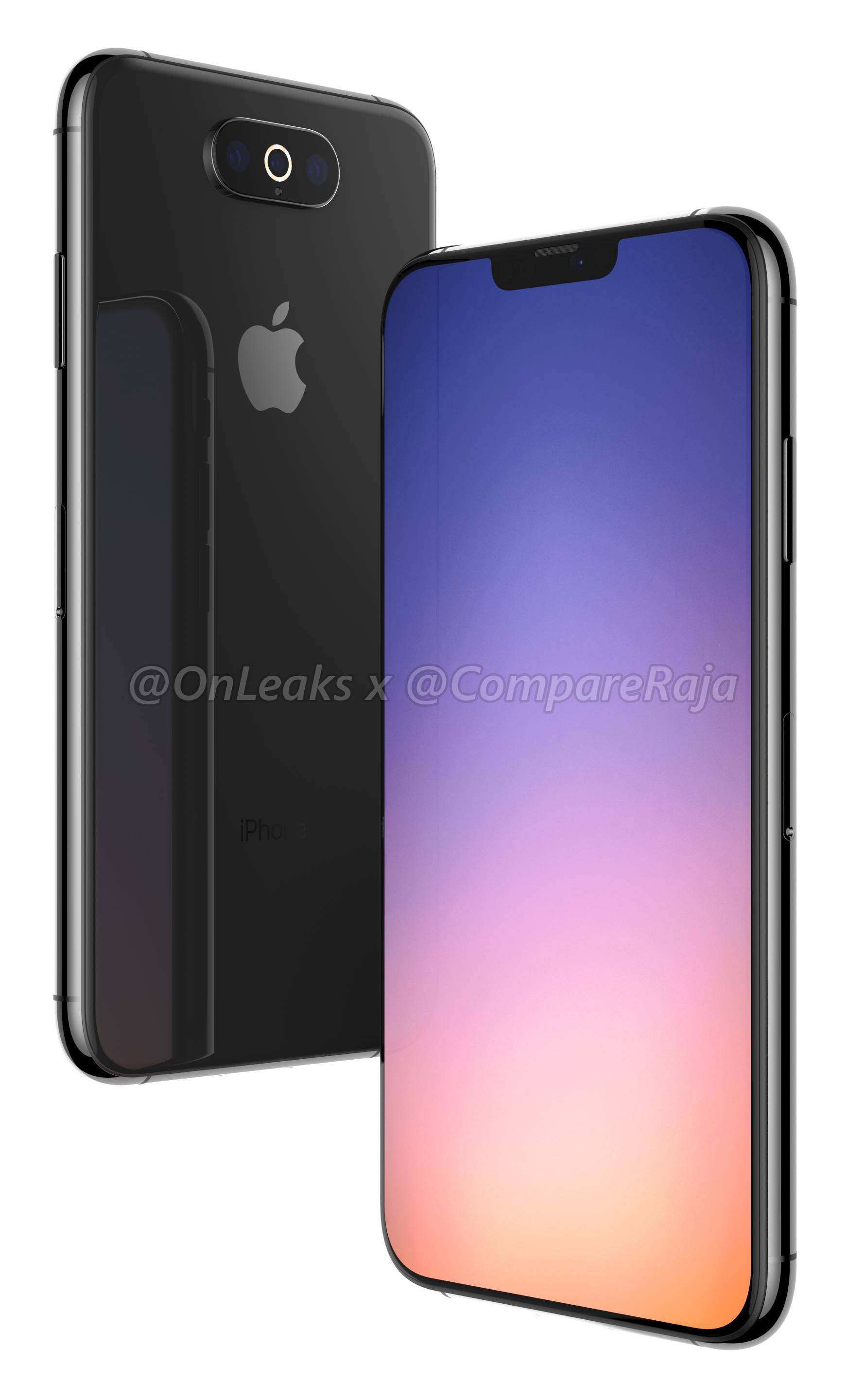 iPhone 11 design ciudat camera
