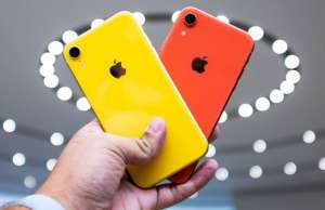 iPhone XR popular