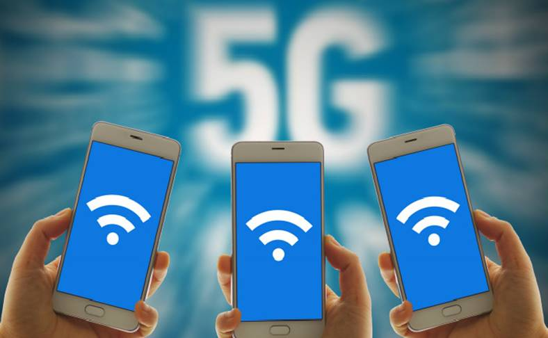 5g trafic internet