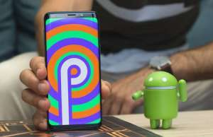 Android 9 GALAXY S8
