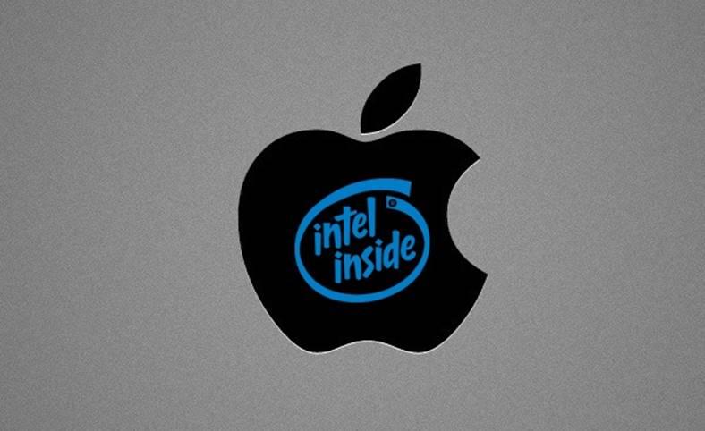 Apple procesoare intel