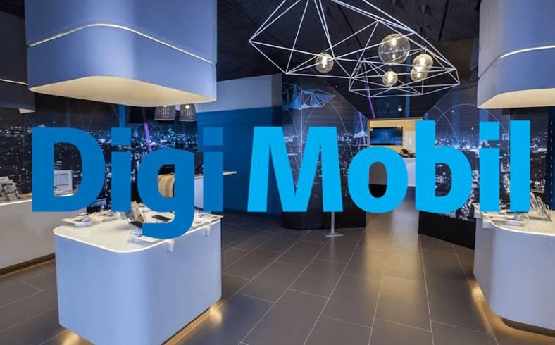 Digi Mobil record