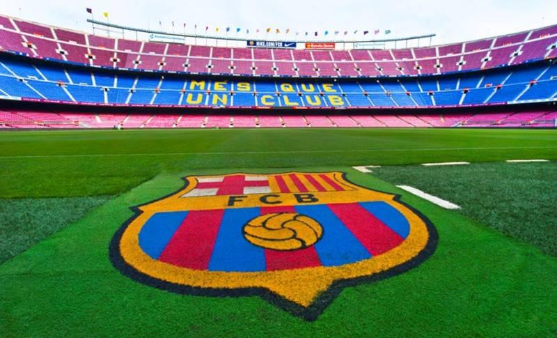 FC Barcelona stadion 5g