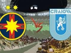 FCSB - CRAIOVA LIVE DIGISPORT DIN LIGA 1 ROMANIA