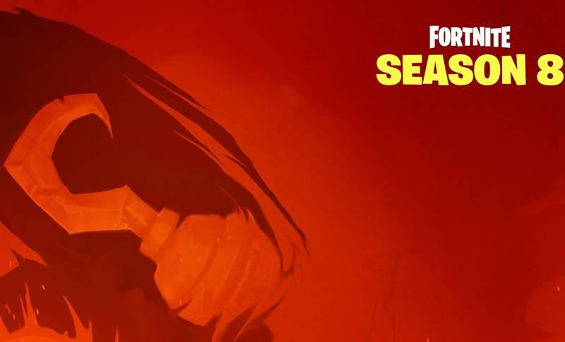 Fortnite lansare sezon 8 noutati