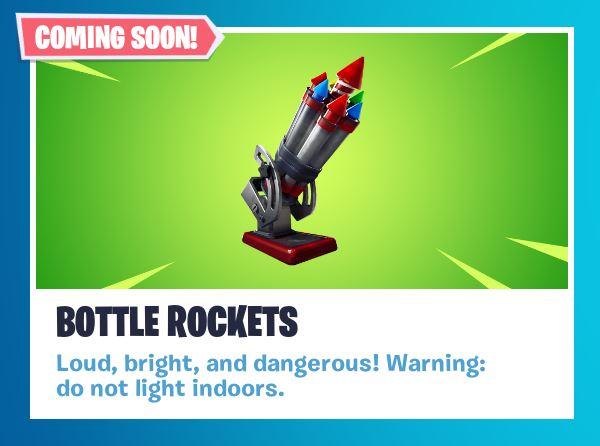 Fortnite rachete puternice