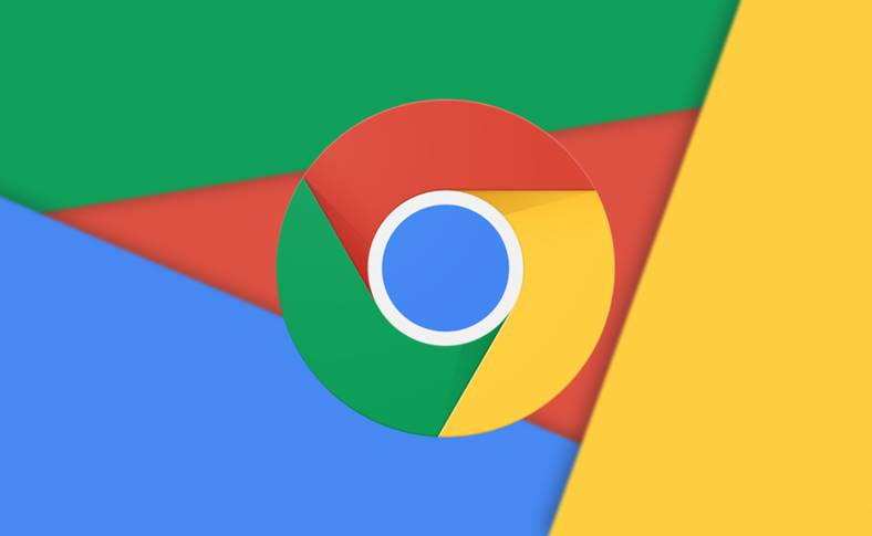 Google Chrome scroll