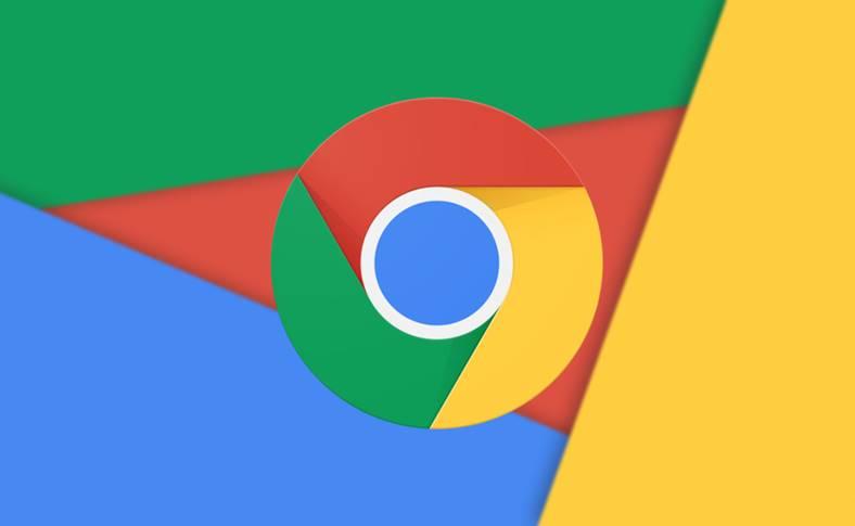 Google Chrome scroll