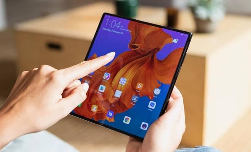 Huawei MATE X prezentare