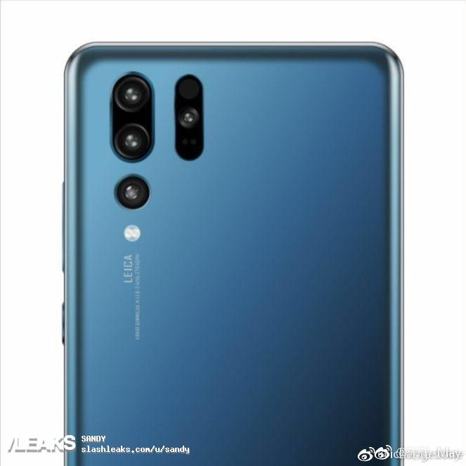 Huawei P30 Pro imagine internet