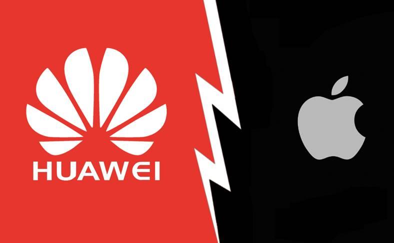 Huawei copiat apple