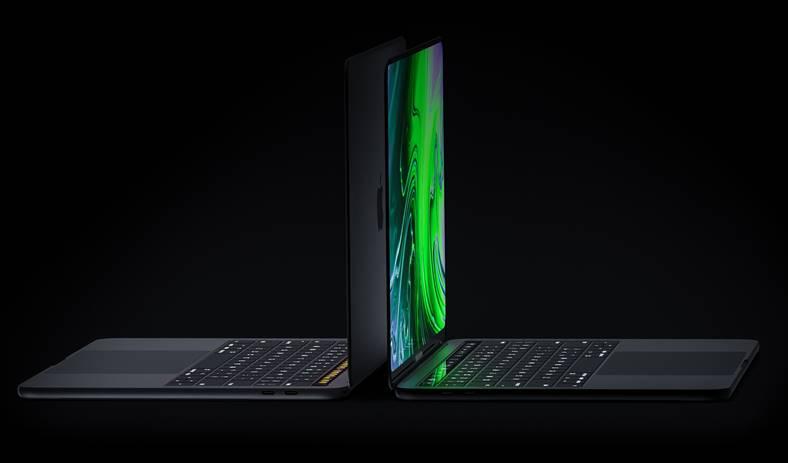 MacBook Pro 2019 concept