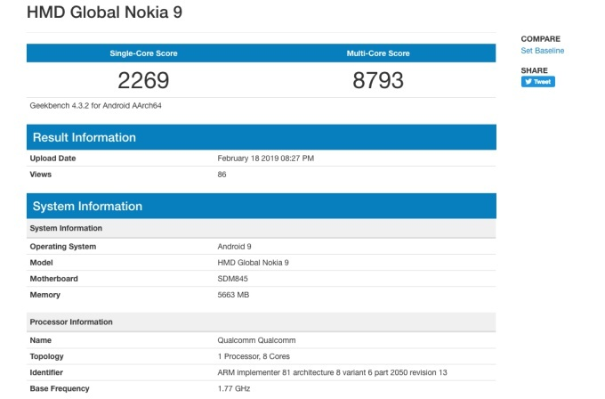 Nokia 9 dezamagire s10 p30 iphone performante