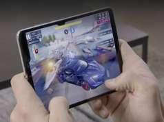 Samsung GALAXY FOLD inspira iphone x pliabil