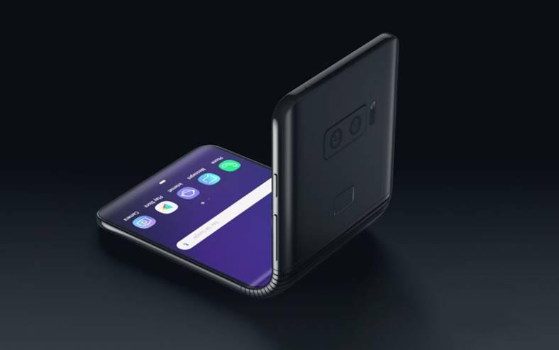 Samsung GALAXY FOLD rival