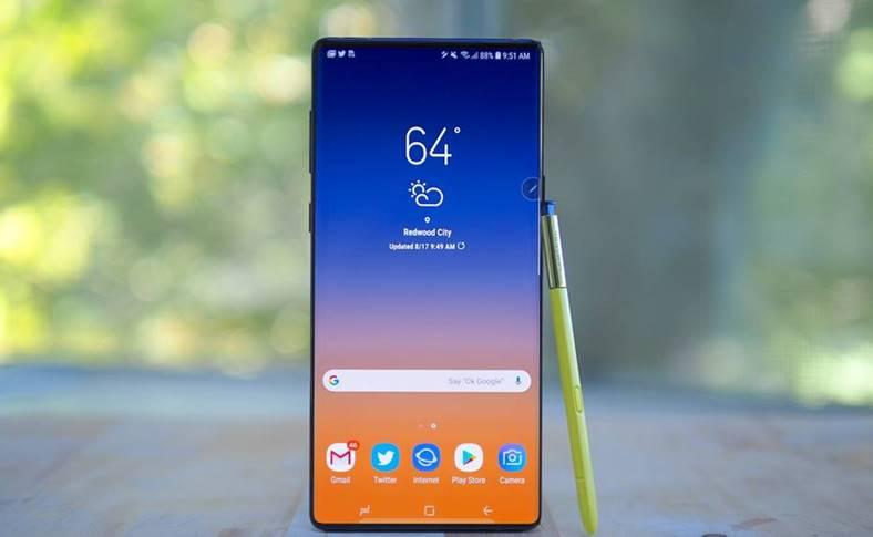 Samsung GALAXY NOTE 10 eufs