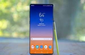 Samsung GALAXY NOTE 10 s pen camera